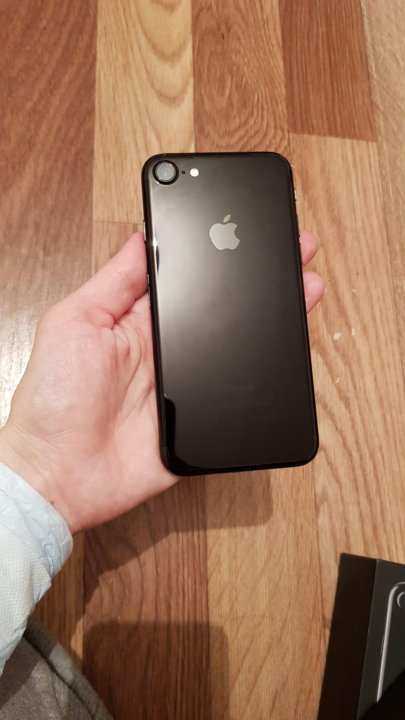 Apple Iphone 7 128 gb (black) – купить в Кубинке, цена 33 500 руб ... 90db166605c