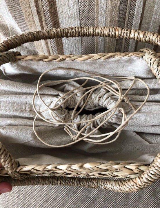 Пляжная соломенная сумка – купить в Москве, цена 3 500 руб., дата ... 3fc0b535ee1