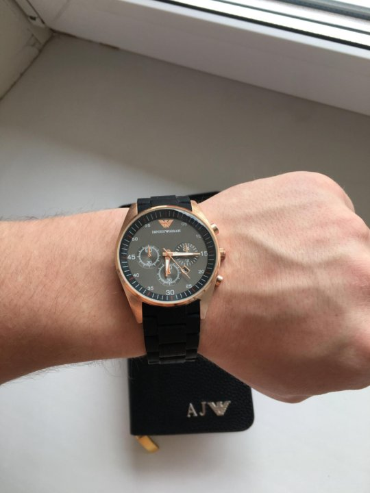 571aa72862cf Продам часы ARMANI – купить в Кирове, цена 1 000 руб., продано 7 ...