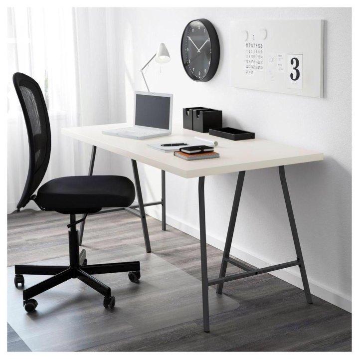 письменный стол линнмон лерберг икеа купить в перми цена 1 550