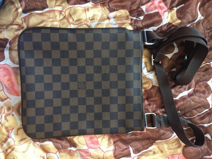 ea0eb3215301 Сумки Louis Vuitton – купить в Уфе, цена 1 500 руб., продано 4 ...