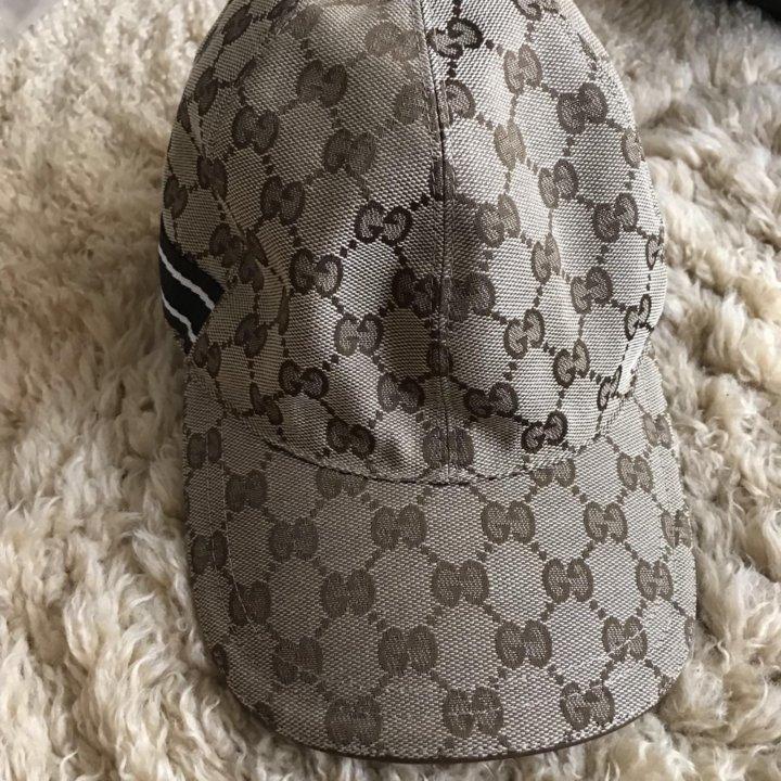 68d6fb5098df Кепка Gucci бейсболка оригинал – купить в Москве, цена 11 500 руб ...