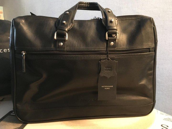 197cc5792f76 мужская дорожная сумка Redmond новая купить в москве цена 5 000