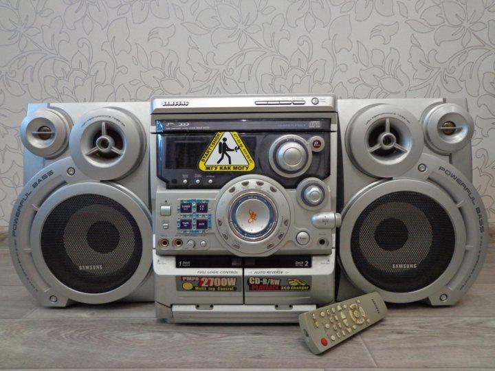 6734027bbc57 Музыкальный центр Samsung MAX-B570 – купить в Новосибирске, цена 3 ...
