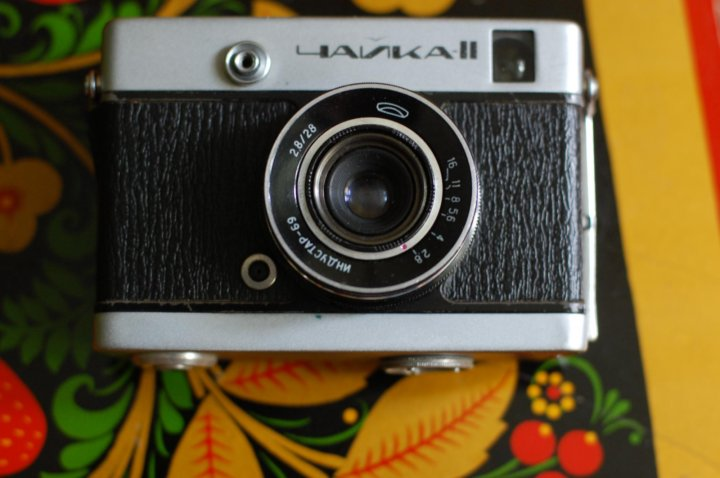 Самые классные фотоаппараты коже