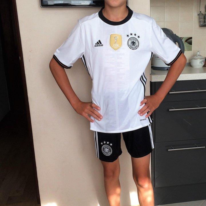 ffd95de4 Комплект футбольной формы сборной Германии Adidas – купить в Москве ...