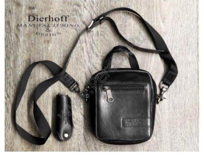 316b9968e803 Сумка мужская Dierhoff – купить в Кирове, цена 1 700 руб., дата ...