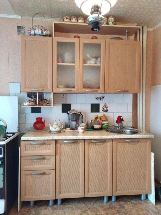 купить кухонный гарнитур на авито омск