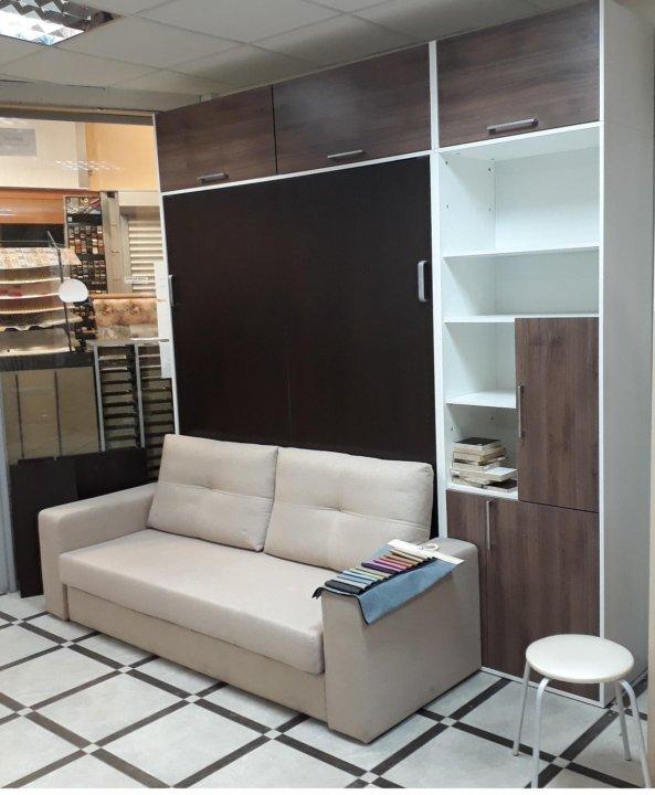 шкаф диван кровать трансформер 1600 купить в москве цена 64 400