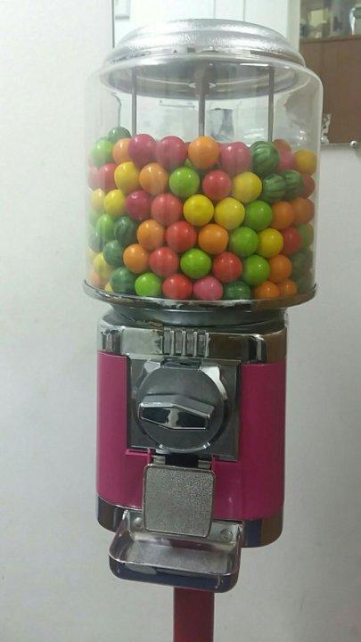 игровые автоматы по продаже жвачки