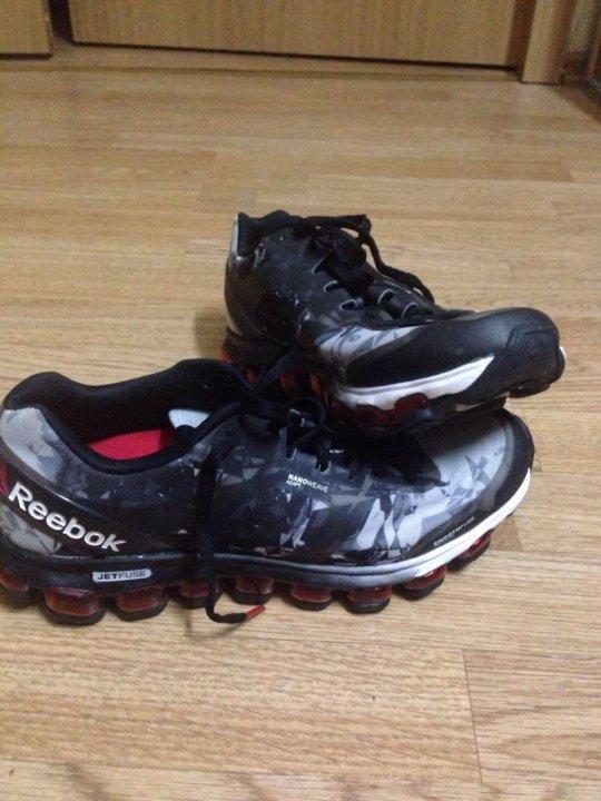 f8c560bb65f0 Кроссовки для бега Reebok 41 размер, мужские – купить в Москве, цена ...