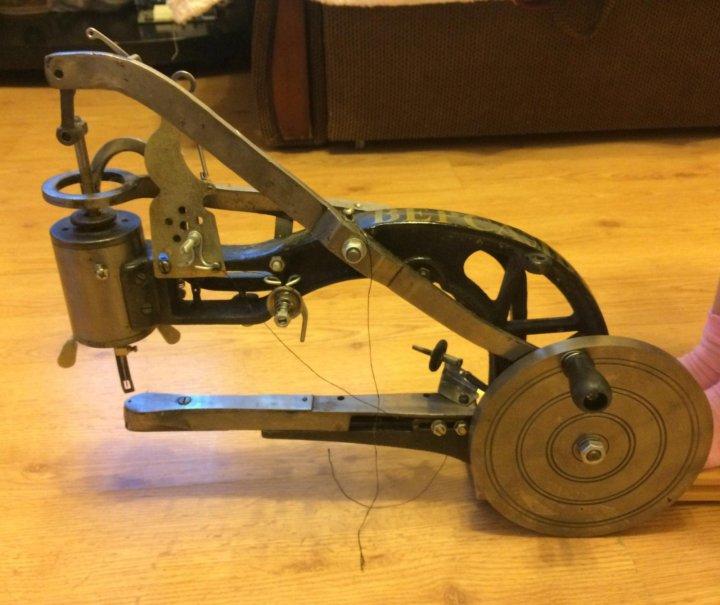 Фото швейная машинка версаль