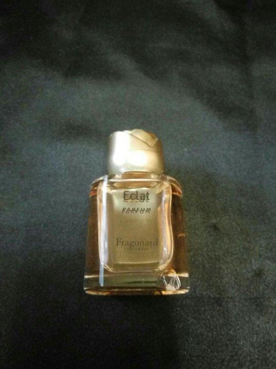 духи Fragonard Eclat 5 мл купить цена 500 руб продано 28 января
