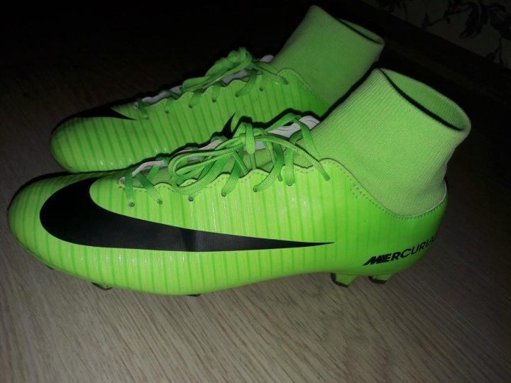 52f17e37 Футбольные бутсы Nike Mercurial – купить в Краснодаре, цена 2 000 ...