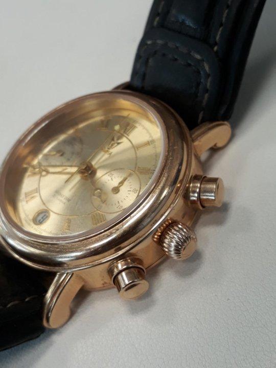 Купить золотые часы в саратове купить золотые часы с хронографом
