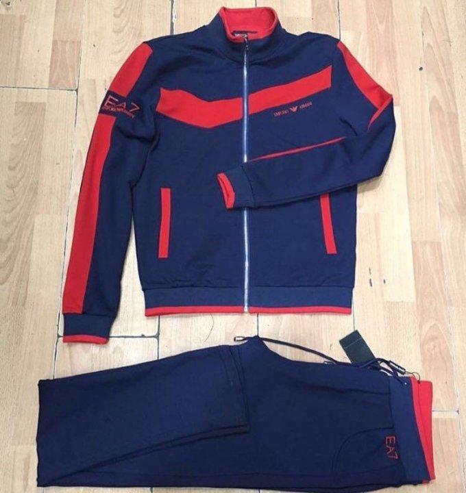 Спортивный костюм Armani – купить в Санкт-Петербурге, цена 5 500 руб ... c32b710f908