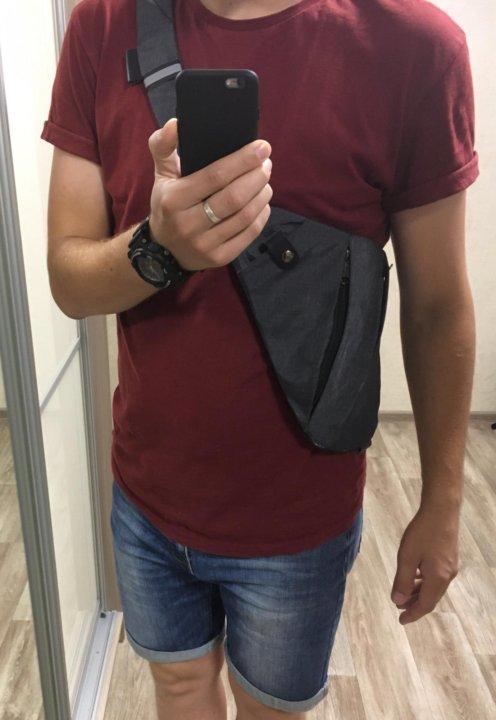 2f4dff7799da Сумка- кобура NIID FINO – купить в Саратове, цена 800 руб., продано ...
