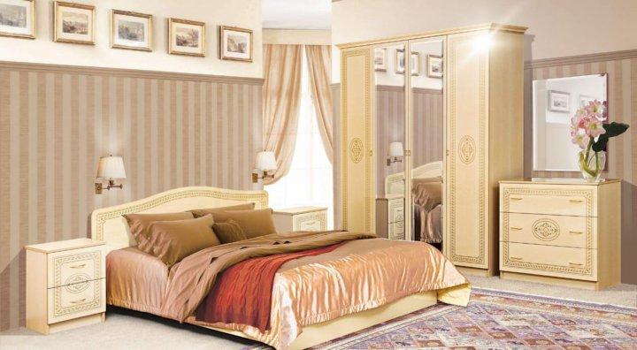 спальня флоренция купить в рязани цена 39 250 руб дата