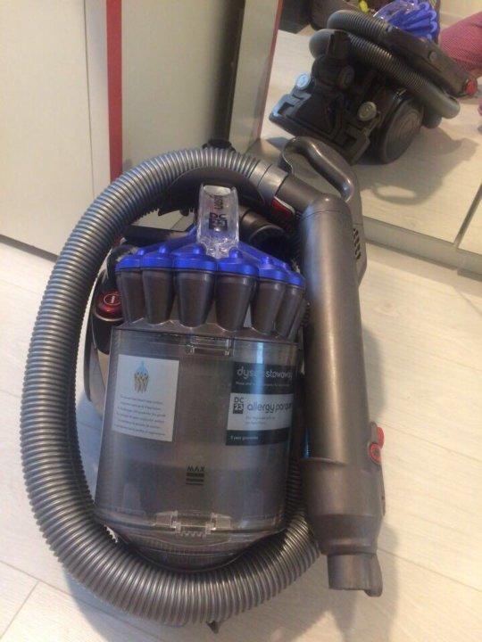Dyson dc23 stowaway моющие пылесос dyson
