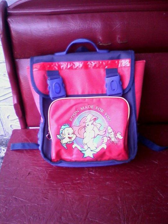 f823c5355b78 Школьный портфель – купить в Майкопе, цена 350 руб., продано 11 ...