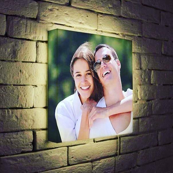 фото с подсветкой на заказ москва