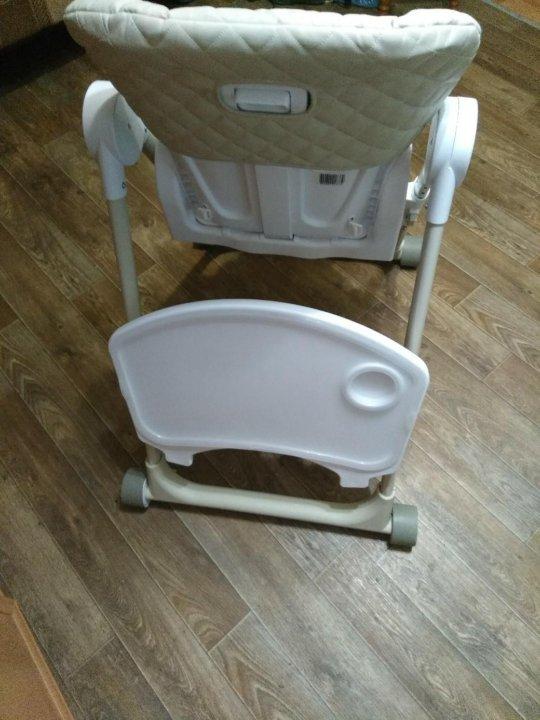 стульчик для кормления Happy Baby William V2 купить в домодедово