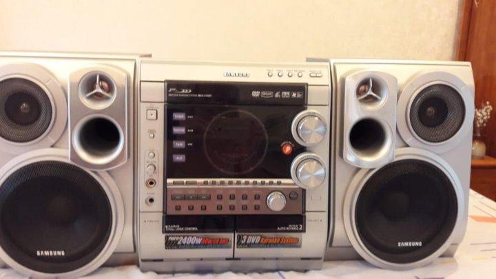 Музыкальный центр SAMSUNG с функцией караоке – купить в Барнауле ... 3fb6903e934