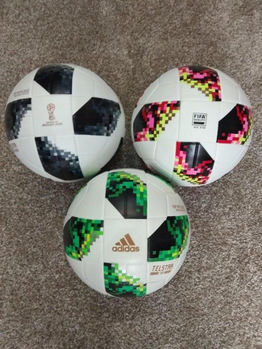Футбольный мяч Telstar replica чм2018 – купить в Москве 2078e0c2b6b70