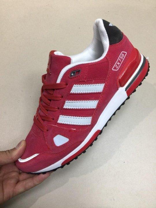93216e55e Мужские кроссовки adidas zx 750 red – купить в Москве, цена 1 200 ...