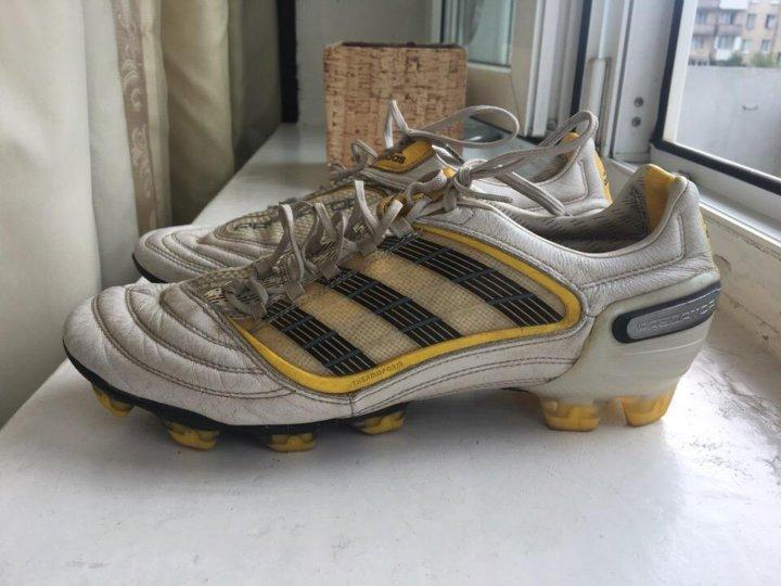 Футбольные бутсы Adidas Predator – купить в Москве, цена 1 500 руб ... 99547f6ef70