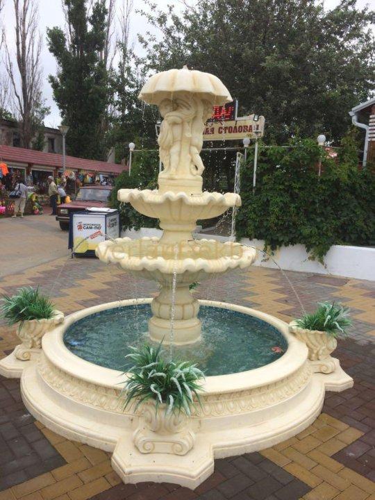 красотой современные фонтаны из бетона фото этом