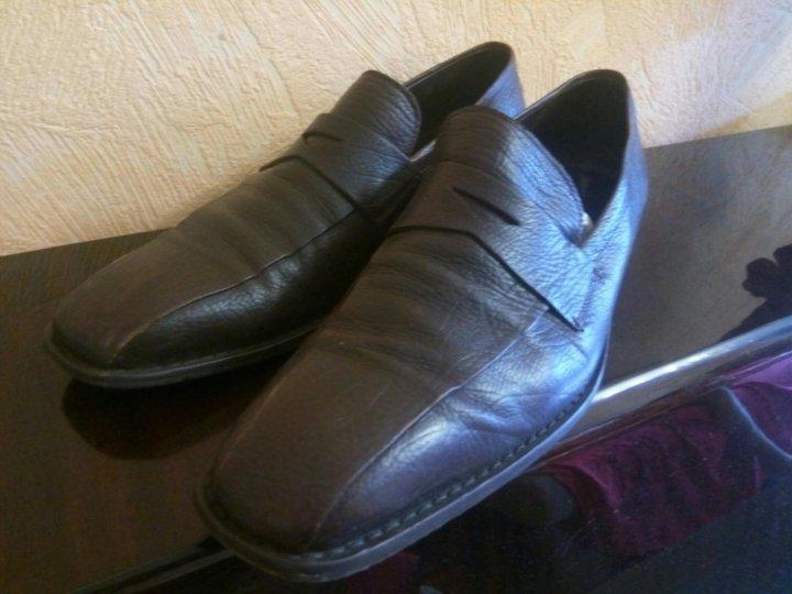 ac93f283e Летние кожаные туфли. 43 р. – купить в Санкт-Петербурге, цена 2 000 ...
