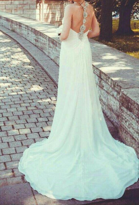 70761d5a13777f4 Свадебное платье Maggie Sottero – купить в Мурино, цена 15 000 руб ...