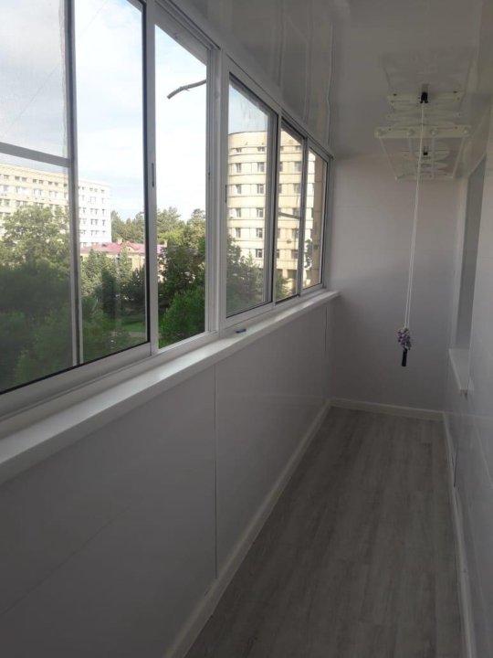 Балкон ремонт хабаровск остекление балконов смотреть онлайн