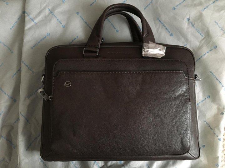 b54ff16ca0d6 Мужская сумка Piquadro CA4027B3/TM, Италия, новая – купить в Москве ...
