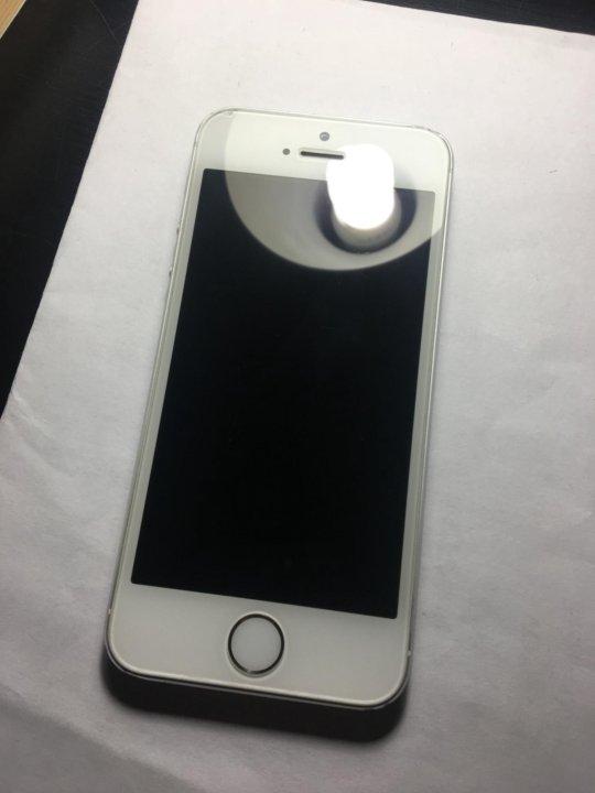 iphone 5s 16gb white цена
