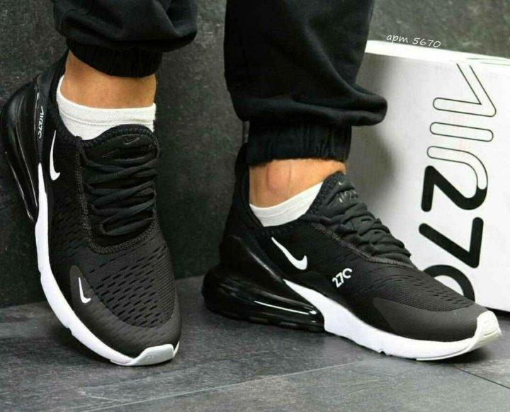 49dd15d1 Nike Air Max 270 мужские кроссовки – купить в Иркутске, цена 3 200 ...