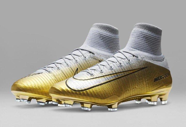 66340b7b Бутсы футбольные Nike Mercurial CR7 – купить в Москве, цена 3 800 ...