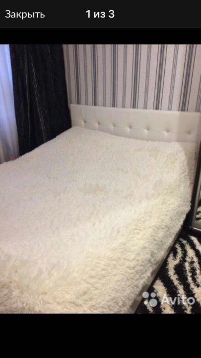 кроватьбелаякожаэкокожа купить в москве цена 7 000 руб