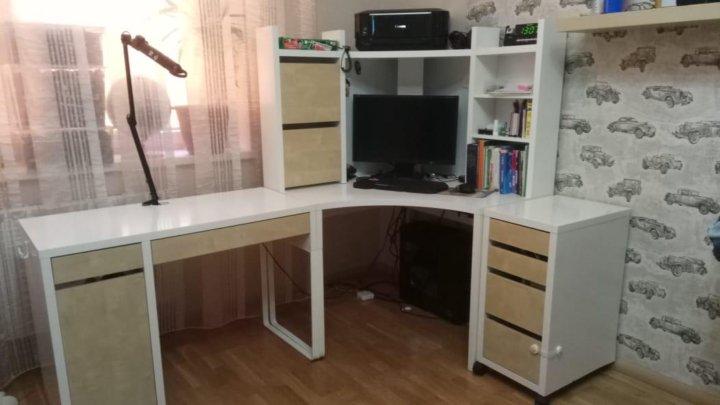 компьютерные столы икеа купить в мытищах цена 3 000 руб продано