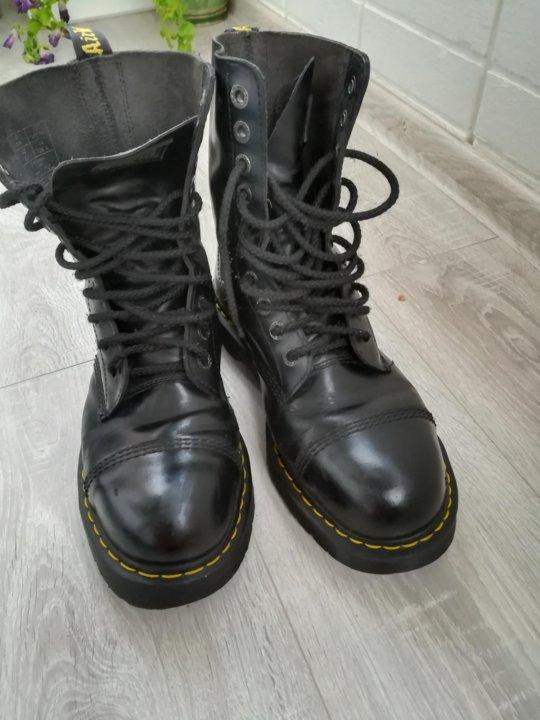 Dr. Martens air wair steel toe оригинал – купить в Москве eac9d1a97b1bd