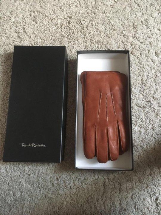 8d10d8b10036 Мужские кожаные перчатки – купить в Москве, цена 1 100 руб., продано ...
