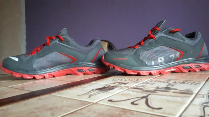 new york new arrivals good selling Кроссовки MAMMUT MTR 71-II LOW MEN – купить в Москве, цена 3 ...