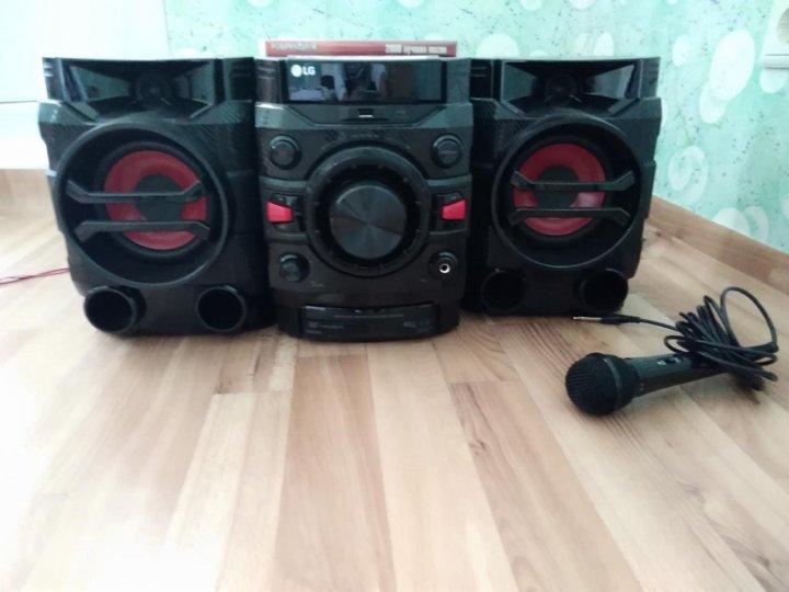 Новый музыкальный центр LG DM5360K – купить в Красноярске, цена 9 ... 52161723234