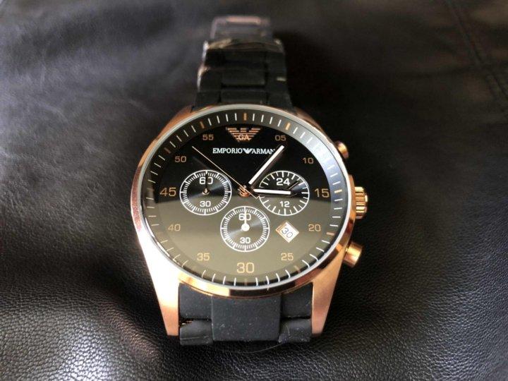 Наручные часы Emporio Armani в магазине в Челябинске