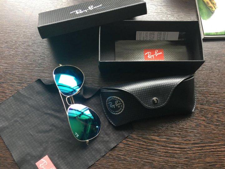 Фирменные очки Ray ban – купить в Омске, цена 500 руб., дата ... e0faa55b69a