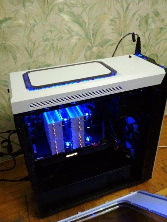 Супер игровой компьютер Core i7-8700K+GTX 1060 6GB – купить