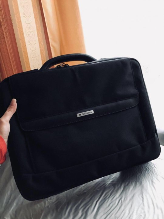 191ccd327a18 Портфель сумка Samsonite для ноутбука документов – купить в Москве ...