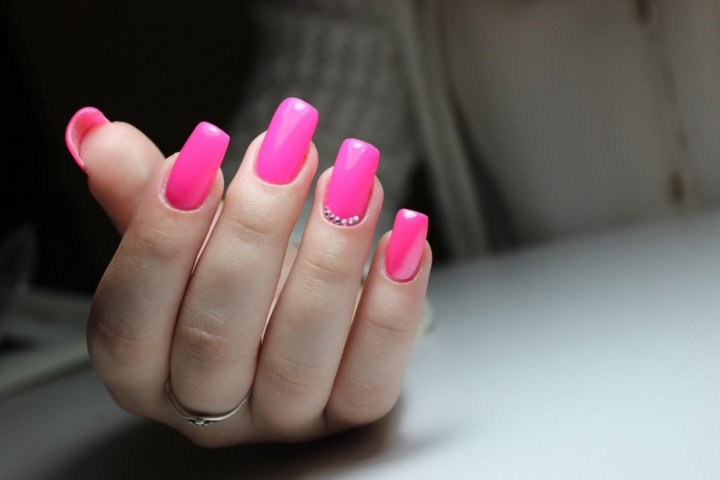 Дизайн Коротких Ногтей На Новый Год