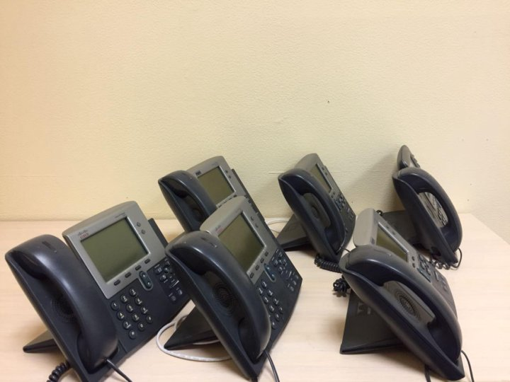 Телефоны Cisco IP Phone 7941 – купить в Москве, цена 1 777